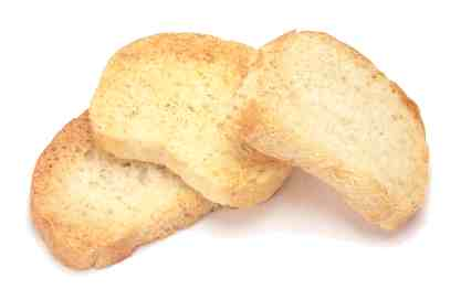 Crostini Pronunciation Cruh STEE Nee Notes These Are Small Slices Of Toasted Bread Which Often Used As A Base For Appetizers